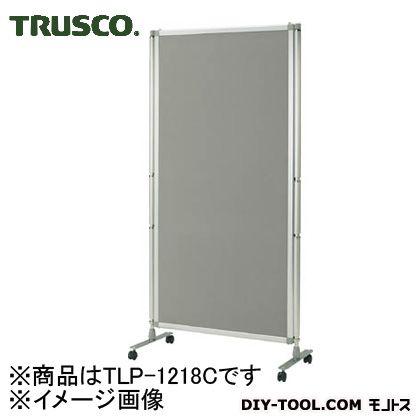 トラスコ レイアウトパネル 単体型  キャスタータイプ W1200XH1800 TLP-1218C