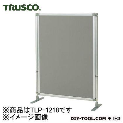 トラスコ レイアウトパネル 単体型  Tベースタイプ W1200XH1800 TLP-1218