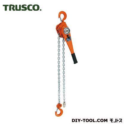 トラスコ(TRUSCO) レバーホイスト1.6ton 450 x 185 x 190 mm TLH-160