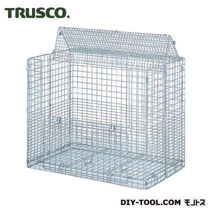 トラスコ 収集用ゴミ箱 700×1100×900 (TGS-1)
