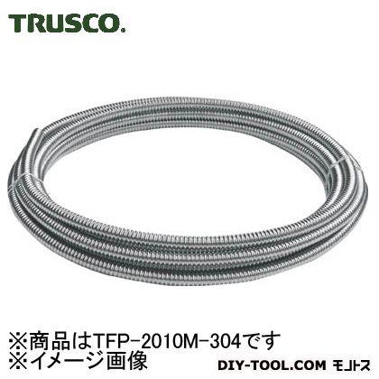 トラスコ(TRUSCO) フレキシブルパイプ外径Φ20X10m 525 x 513 x 76 mm TFP2010M304