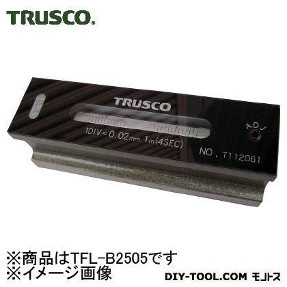 トラスコ 平形精密水準器B級 寸法250感度0.05 TFLB2505