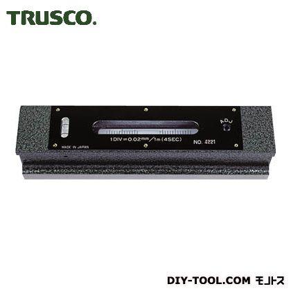 トラスコ 平形精密水準器B級 寸法200感度0.02 TFLB2002