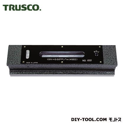 トラスコ 平形精密水準器B級 寸法150感度0.05 TFLB1505