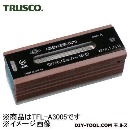 トラスコ 平形精密水準器A級 寸法300感度0.05 TFLA3005