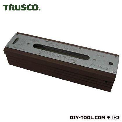 トラスコ 平形精密水準器A級 寸法200感度0.02 TFLA2002