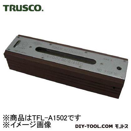 トラスコ 平形精密水準器A級 寸法150感度0.02 TFLA1502