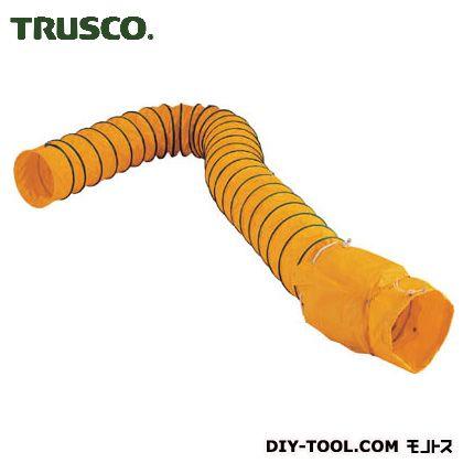 TRUSCO 収納型フレキシブルダクトΦ320X5m  TFD-320S