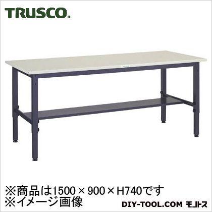 トラスコ(TRUSCO) AWMS型高さ調節作業台1500X900XH740 AWMS1590