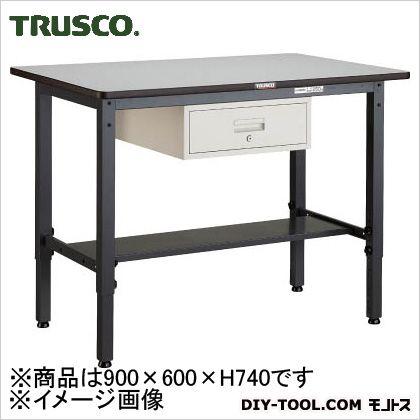トラスコ 高さ調節作業台ダップ天板F  AWMP0960F1