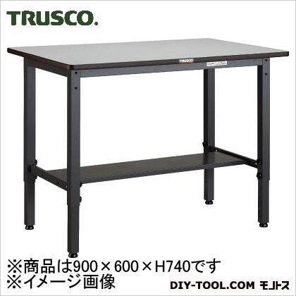 トラスコ(TRUSCO) AWMP型高さ調節作業台900X600XH740 AWMP0960