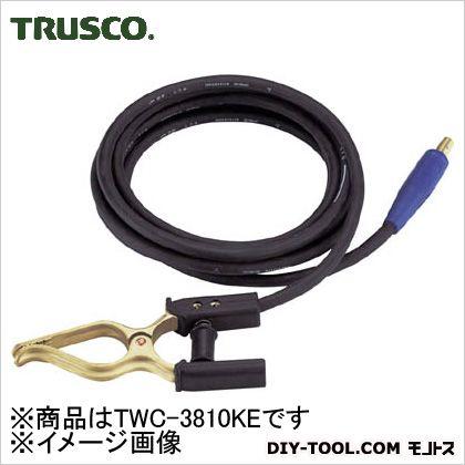 TRUSCO キャブタイヤケーブル2次側線アース付10m  TWC-3810KE 1 S
