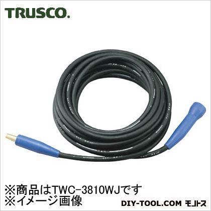 TRUSCO キャブタイヤケーブル2次側ジョイント付10m  TWC-3810WJ 1 S
