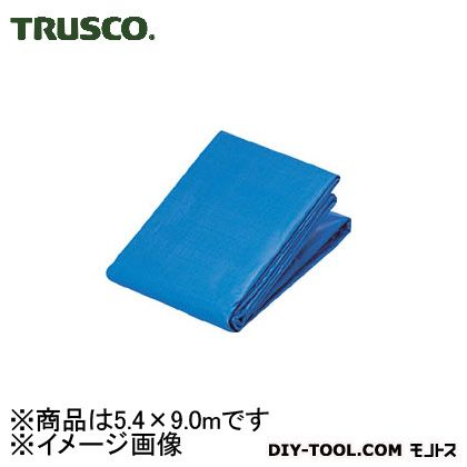 トラスコ ブルーターピーシート 5.4m×9.0m TP5490