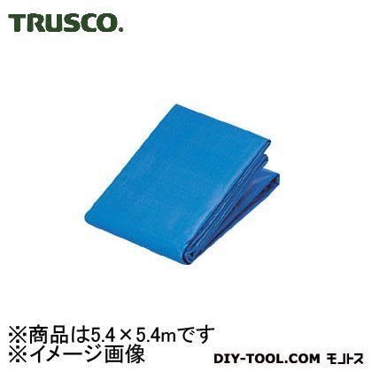 TRUSCO ブルーターピーシート#3000幅5.4mX長さ5.4m  TP-5454