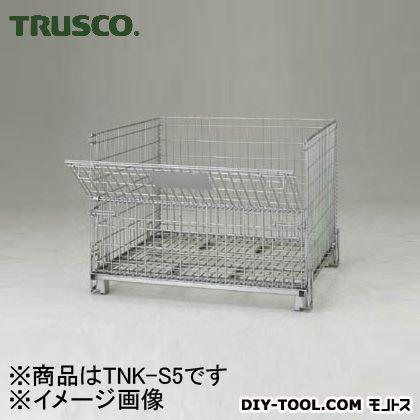トラスコ ネットパレット段積金具付 1000X800X840 TNKS5