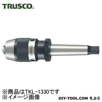トラスコ キーレスチャックMTシャンク一体型MT3(フックスパナ付き)  TKL1330