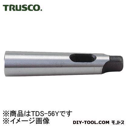 トラスコ ドリルスリーブ焼入 研磨品 内径MT-5外径MT-6 TDS56Y