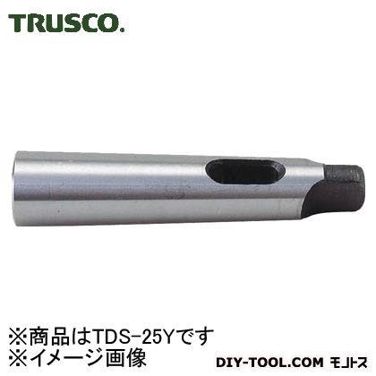 トラスコ ドリルスリーブ焼入 研磨品 内径MT-2外径MT-5 TDS25Y