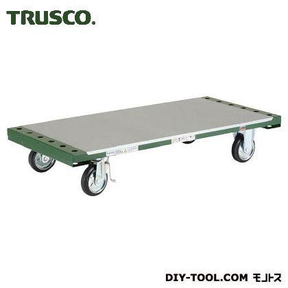 TRUSCO 長尺用運搬車平台車型1300X602 TDPT-250