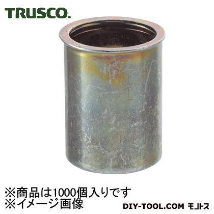 トラスコ クリンプナットスチール薄頭 (TBNF4M25SC)