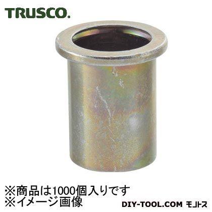 トラスコ クリンプナットスチール平頭 (TBN4M25SC)