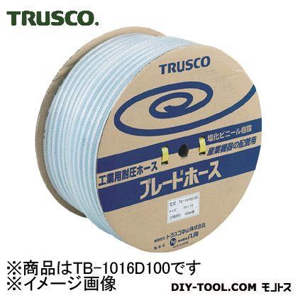 トラスコ ブレードホース 100M巻内径10外径16 TB1016D100