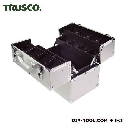 トラスコ アルミケース両開き2段  TAC360W