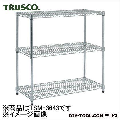 トラスコ ステンレス製メッシュラック  TSM3643