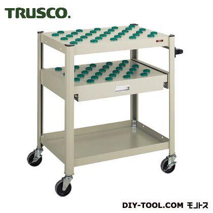 トラスコ(TRUSCO) TCW型ツーリングワゴンスライド棚タイプ(NT・BT30)NG TCWT302CA