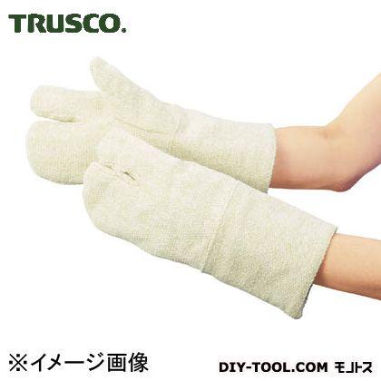 トラスコ セラミック耐熱手袋 3本指タイプ  TCAT3