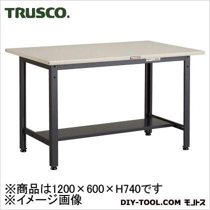 トラスコ(TRUSCO) AEWS型作業台1200X600XH740 AEWS1260