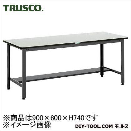 トラスコ 中量500kg作業台リノ天板 900×600 AEWR0960