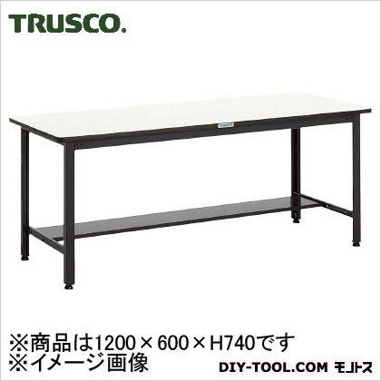 トラスコ 中量500kg作業台ダップ天板 1200×600 AEWP1260