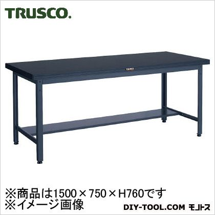 トラスコ(TRUSCO) ケムサーフ天板作業台1500X750XH760 AEWK1575