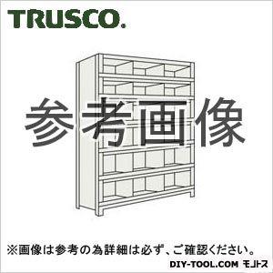 トラスコ(TRUSCO) 軽量棚縦仕切前当付875X300X18003列6段ネオグレ NG 63V57 1台