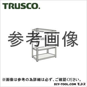 トラスコ 軽量開放棚4段 ネオグレー 1200×450×1500H (54X14)