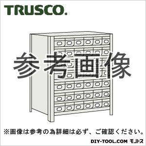 1台 軽量棚875X300X1200スチール引出小X42ネオグレ NG 43V808A7 トラスコ(TRUSCO)
