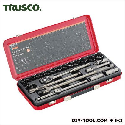 トラスコ ソケットレンチセット 差込角12.7mm TSW425S