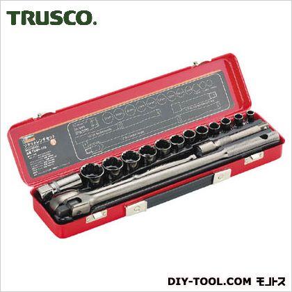 トラスコ ソケットレンチセット 差込角12.7mm TSW416S