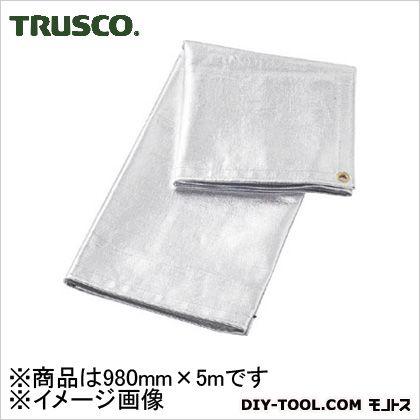 TRUSCO 遮熱シートスーパープラチナ980mmX5m TSS-SPR