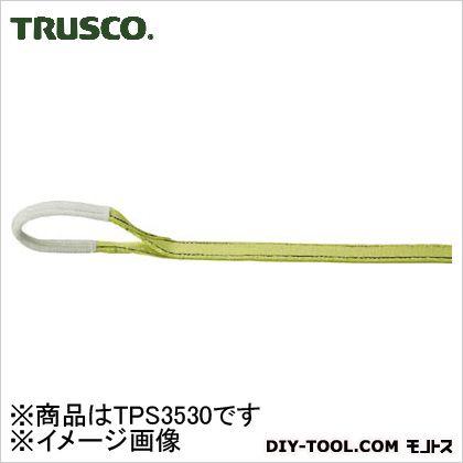 トラスコ TRUSCO ポリエステルスリングJIS3等級両端アイ形35mmX3.0m 433 x 買い取り TPS35-30 倉 45 205 mm