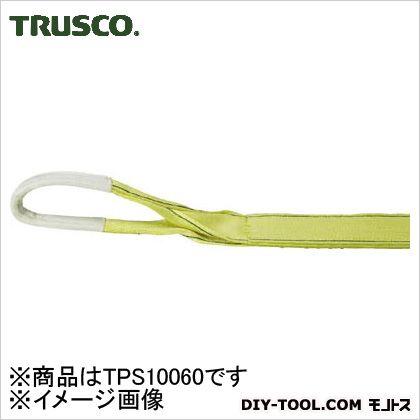 トラスコ(TRUSCO) ポリエステルスリングJIS3級両端アイ形100mmX6.0m 395 x 210 x 115 mm TPS100-60