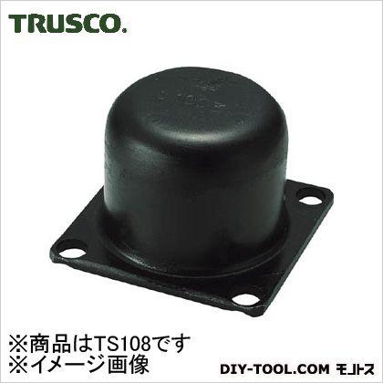 トラスコ ゴムバッファー反力390000Nストローク100mm  TS108