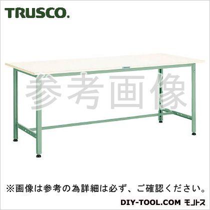 トラスコ AE型作業台ポリ化粧天板 1800×900×740 AE1809