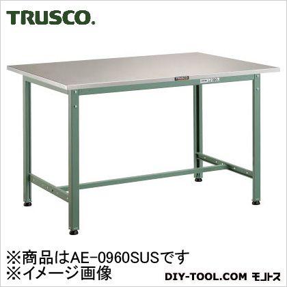 トラスコ(TRUSCO) ステンレス張りAE型作業台900X600 AE0960SUS