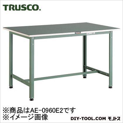 トラスコ(TRUSCO) ビニールマット張りAE型作業台900X600 AE-0960E2