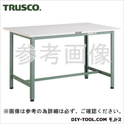 トラスコ AE型作業台ポリ化粧天板 900×600×740 AE0960