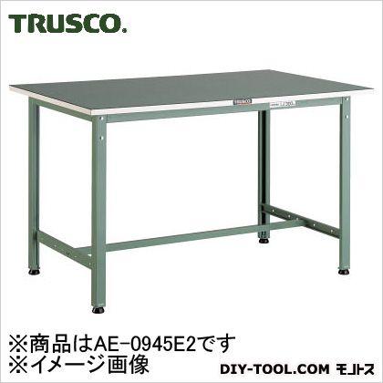 トラスコ(TRUSCO) ビニールマット張りAE型作業台900X450 AE-0945E2