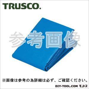 TRUSCO αブルーシート#1500幅3.6mX長さ5.4m A-3654 10枚